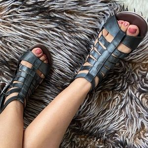 New Roan by Bed Stu Strappy Sandals